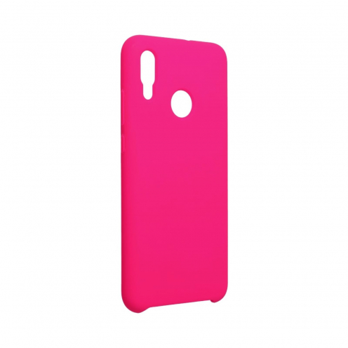Forcell Silicone Coque Pour Huawei P Smart 2019 Rose (21)