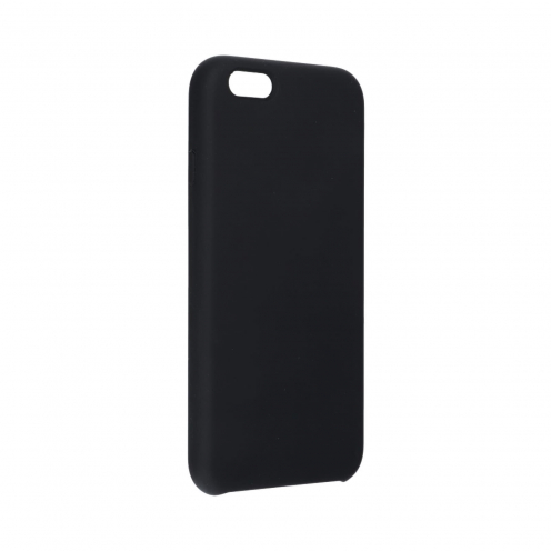 Forcell Silicone Coque Pour iPhone 6 / 6S Noir