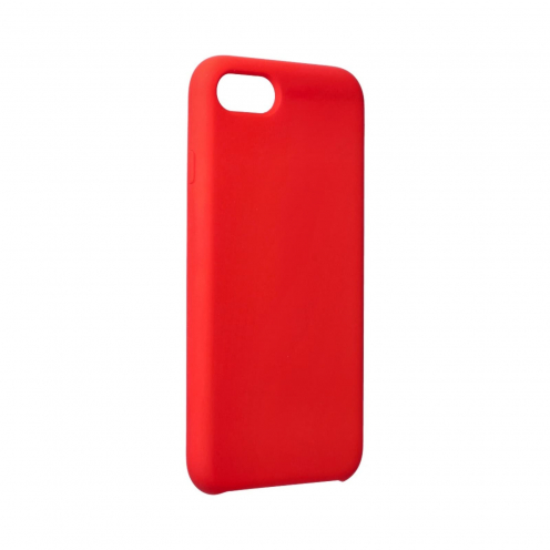 Forcell Silicone Coque Pour iPhone 7 / 8 Rouge