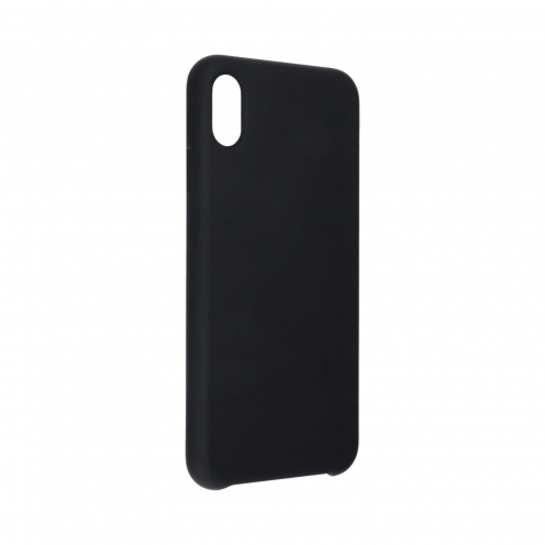 """Forcell Silicone Coque Pour iPhone XR ( 6,1"""" ) Noir"""