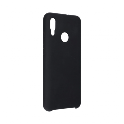 Forcell Silicone Coque Pour Huawei P Smart 2019 Noir