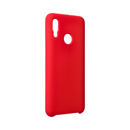 Forcell Silicone Coque Pour Huawei P Smart 2019 Rouge