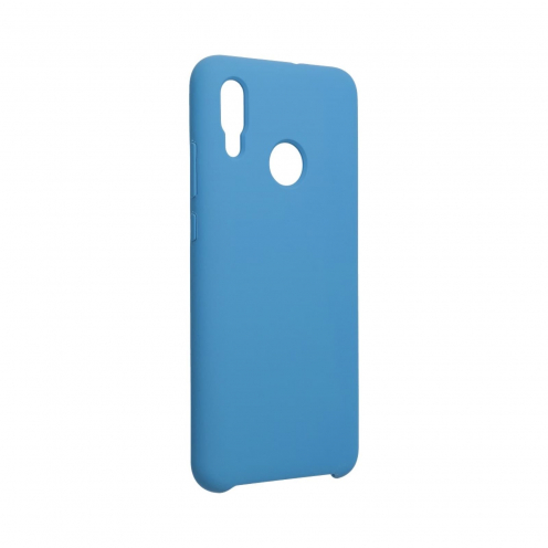 Forcell Silicone Coque Pour Huawei P Smart 2019 Bleu