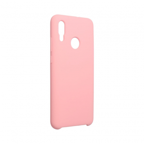 Forcell Silicone Coque Pour Huawei P Smart 2019 Rose