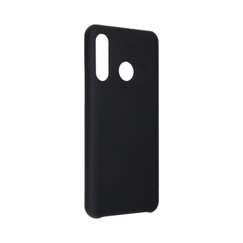 Forcell Silicone Coque Pour Huawei P30 Lite Noir