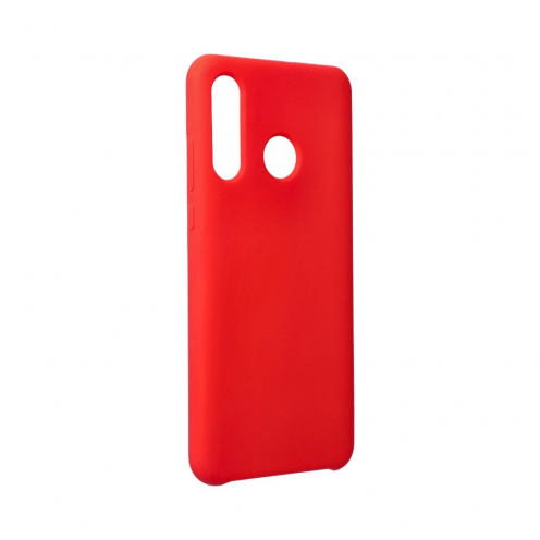 Forcell Silicone Coque Pour Huawei P30 Lite Rouge
