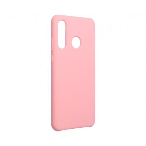 Forcell Silicone Coque Pour Huawei P30 Lite Rose