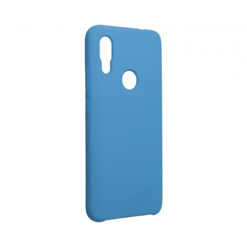 Forcell Silicone Coque Pour Xiaomi Redmi 7 Bleu