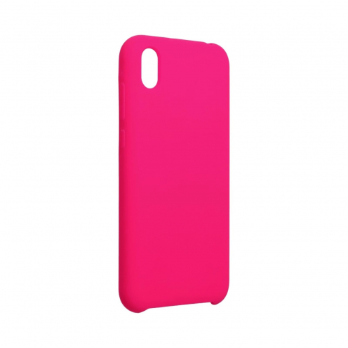 Forcell Silicone Coque Pour Huawei Y5 2019 Rose Hot