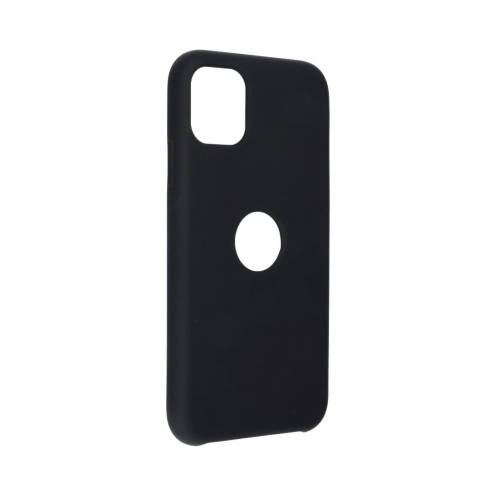 """Forcell Silicone Coque Pour iPhone 11 2019 ( 6,1"""" ) Noir"""