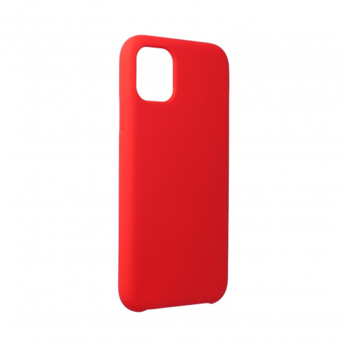 """Forcell Silicone Coque Pour iPhone 11 2019 ( 6,1"""" ) Rouge"""