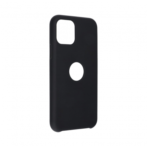 """Forcell Silicone Coque Pour iPhone 11 PRO 2019 ( 5,8"""" ) Noir"""