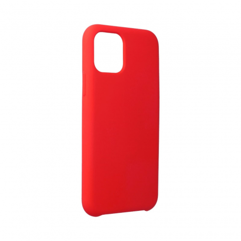 """Forcell Silicone Coque Pour iPhone 11 PRO 2019 ( 5,8"""" ) Rouge"""