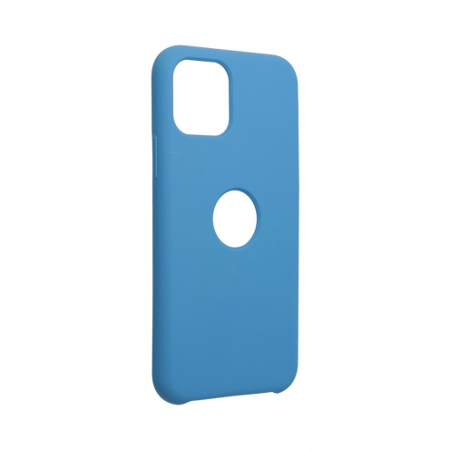 """Forcell Silicone Coque Pour iPhone 11 PRO 2019 ( 5,8"""" ) Bleu"""