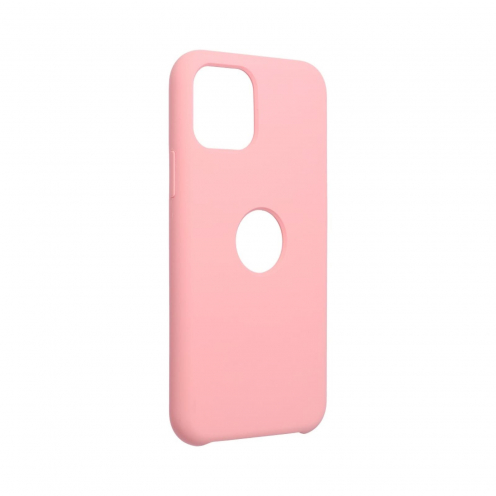 """Forcell Silicone Coque Pour iPhone 11 PRO 2019 ( 5,8"""" ) Rose"""