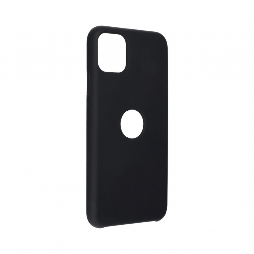 """Forcell Silicone Coque Pour iPhone 11 PRO MAX 2019 ( 6,5"""" ) Noir"""