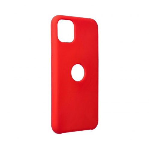 """Forcell Silicone Coque Pour iPhone 11 PRO MAX 2019 ( 6,5"""" ) Rouge"""
