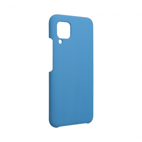 Forcell Silicone Coque Pour Huawei P40 Lite Bleu