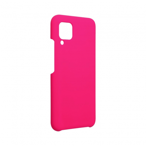 Forcell Silicone Coque Pour Huawei P40 Lite Rose Hot