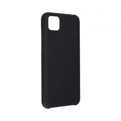 Forcell Silicone Coque Pour Huawei Y5P Noir