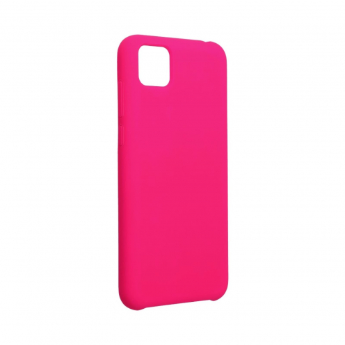 Forcell Silicone Coque Pour Huawei Y5P Rose Hot