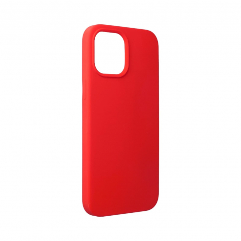 Forcell Silicone Coque Pour iPhone 12 PRO MAX Rouge