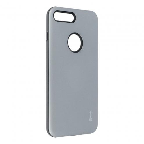 Coque Antichoc Roar© Rico Armor Pour iPhone 7 Plus / 8 Plus Gris