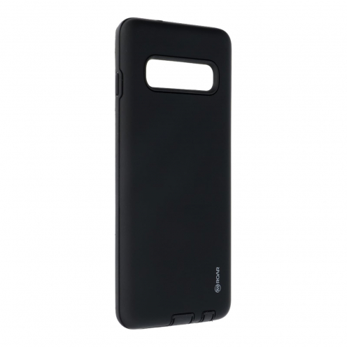 Coque Antichoc Roar© Rico Armor Pour Samsung Galaxy S10 Noir