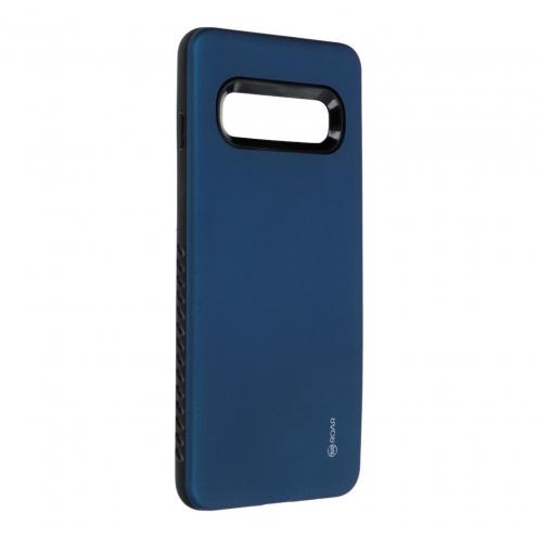 Coque Antichoc Roar© Rico Armor Pour Samsung Galaxy S10 Bleu Marine