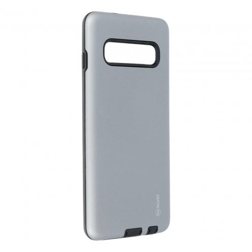 Coque Antichoc Roar© Rico Armor Pour Samsung Galaxy S10 Gris
