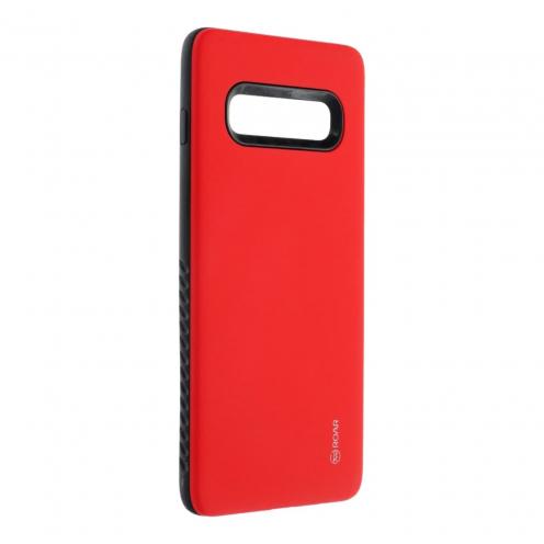 Coque Antichoc Roar© Rico Armor Pour Samsung Galaxy S10 Plus Rouge