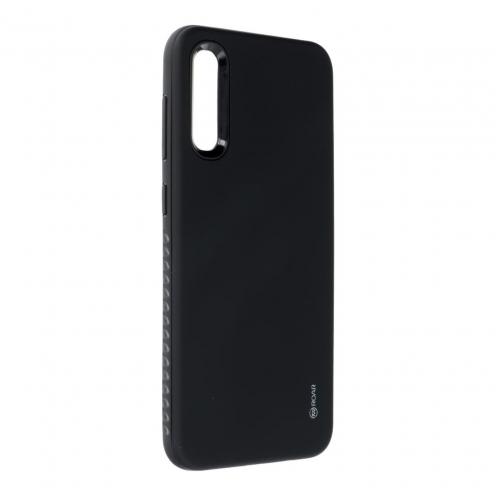 Coque Antichoc Roar© Rico Armor Pour Samsung Galaxy A50 Noir