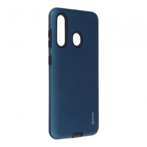Coque Antichoc Roar© Rico Armor Pour Samsung Galaxy A60 Bleu Marine