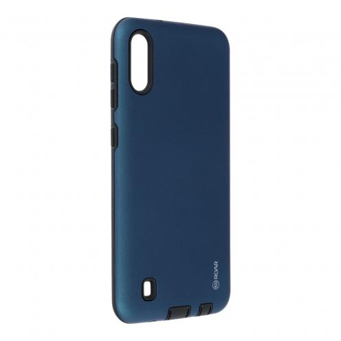 Coque Antichoc Roar© Rico Armor Pour Samsung Galaxy M10 Bleu Marine