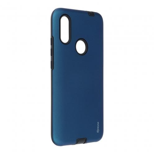 Coque Antichoc Roar© Rico Armor Pour Xiaomi Redmi 7 Bleu Marine