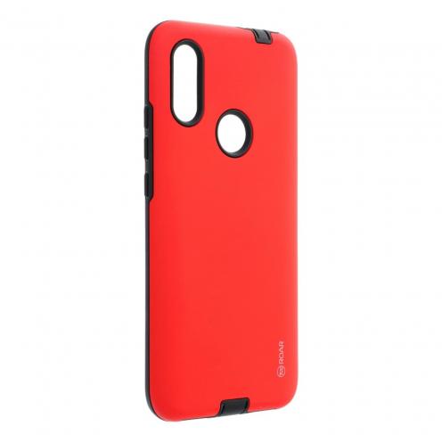 Coque Antichoc Roar© Rico Armor Pour Xiaomi Redmi 7 Rouge