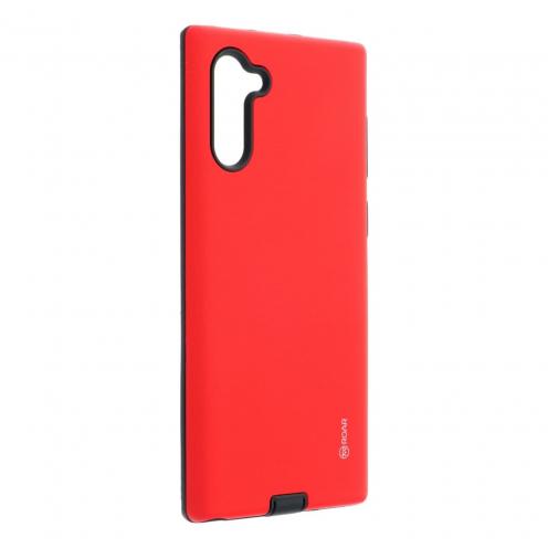 Coque Antichoc Roar© Rico Armor Pour Samsung Galaxy Note 10 Rouge