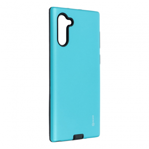 Coque Antichoc Roar© Rico Armor Pour Samsung Galaxy Note 10 Bleu Ciel