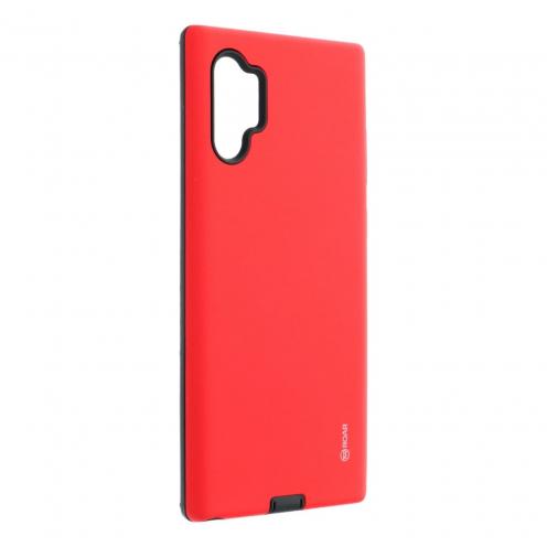 Coque Antichoc Roar© Rico Armor Pour Samsung Galaxy Note 10+ (10 Plus) Rouge