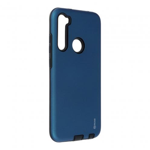 Coque Antichoc Roar© Rico Armor Pour Xiaomi Redmi Note 8 Bleu Marine