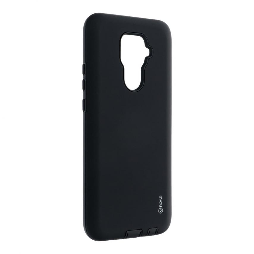 Coque Antichoc Roar© Rico Armor Pour Huawei MATE 30 Lite Noir