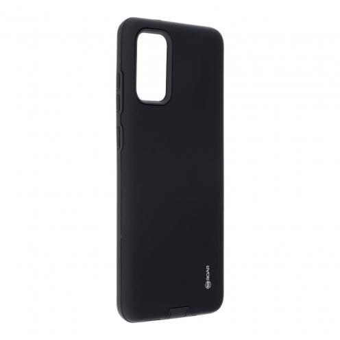 Coque Antichoc Roar© Rico Armor Pour Samsung Galaxy S20 Plus Noir