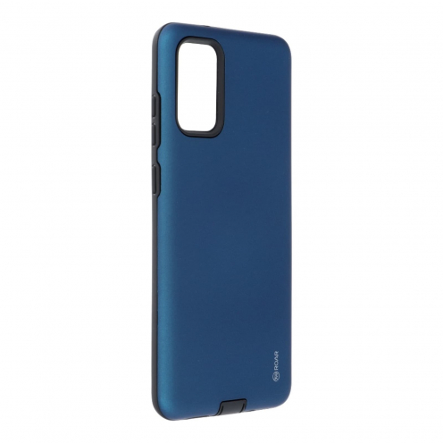 Coque Antichoc Roar© Rico Armor Pour Samsung Galaxy S20 Plus Bleu Marine
