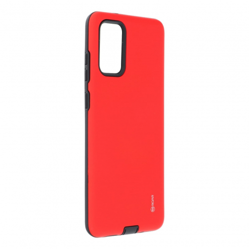 Coque Antichoc Roar© Rico Armor Pour Samsung Galaxy S20 Plus Rouge