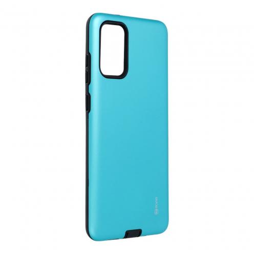 Coque Antichoc Roar© Rico Armor Pour Samsung Galaxy S20 Plus Bleu Ciel