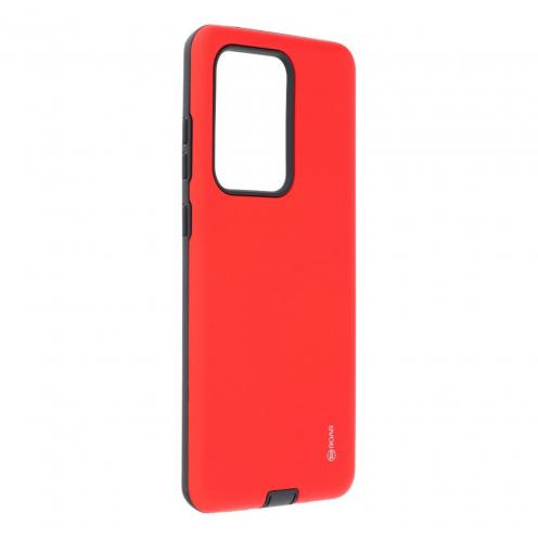 Coque Antichoc Roar© Rico Armor Pour Samsung Galaxy S20 Ultra Rouge