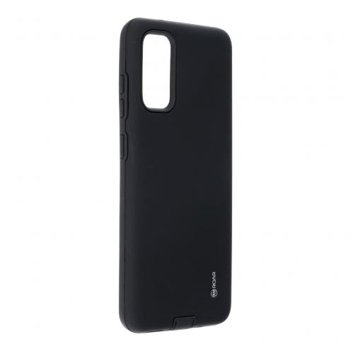 Coque Antichoc Roar© Rico Armor Pour Samsung Galaxy S20 Noir