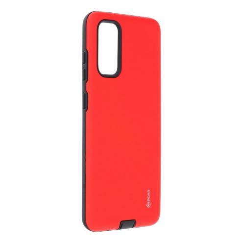 Coque Antichoc Roar© Rico Armor Pour Samsung Galaxy S20 Rouge