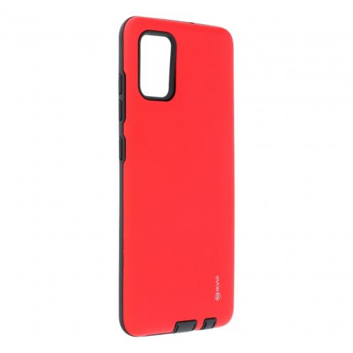 Coque Antichoc Roar© Rico Armor Pour Samsung Galaxy A51 Rouge