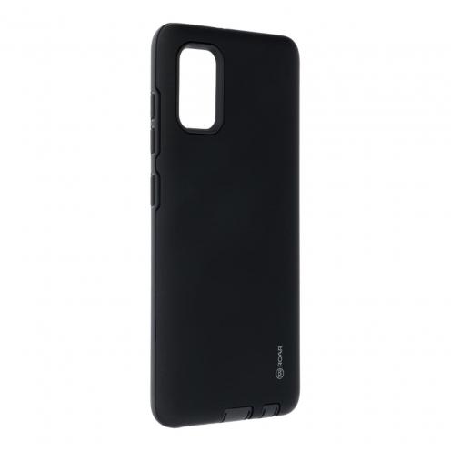 Coque Antichoc Roar© Rico Armor Pour Samsung Galaxy A41 Noir